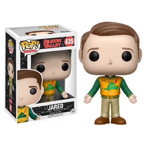 Silicon Valley Jared Pop! Vinyl Figure, Not Mint