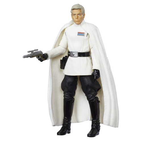 Star Wars The Black Series Director Krennic Figure, Not Mint