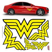 DC Comics Wonder Woman Car Graphics Set