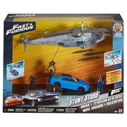 Fast and Furious 7 Extreme Stunt Stars Mini-Figures and Vehicles Combo