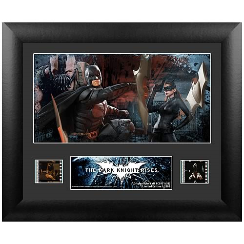 Batman Dark Knight Rises Series 2 Single Film Cell