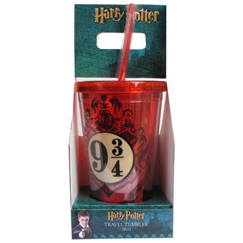 Harry Potter Platform 9 3/4 Travel Cup