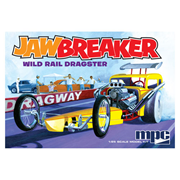 Jawbreaker Dragster Model Kit