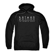 Batman The Animated Series Logo Hoodie