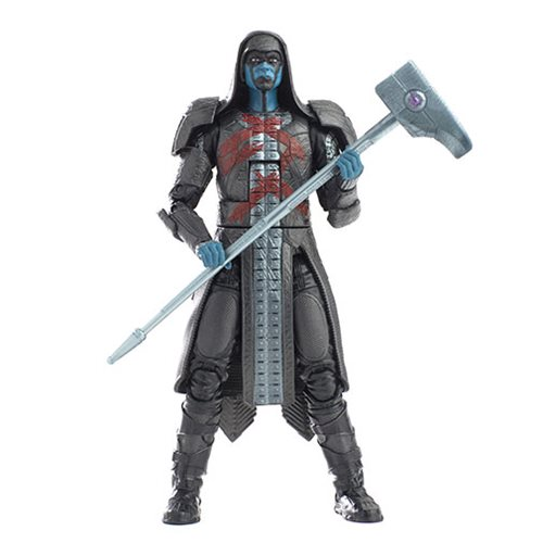 Marvel Legends Cinematic Universe 10th Anniversary Ronan the Accuser 6-Inch Action Figure - Exclusive