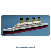RMS Titanic Wood Model Kit