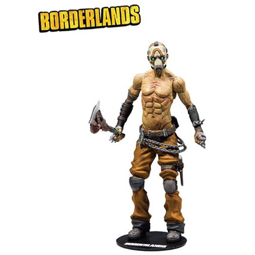 Borderlands Psycho 7-Inch Action Figure