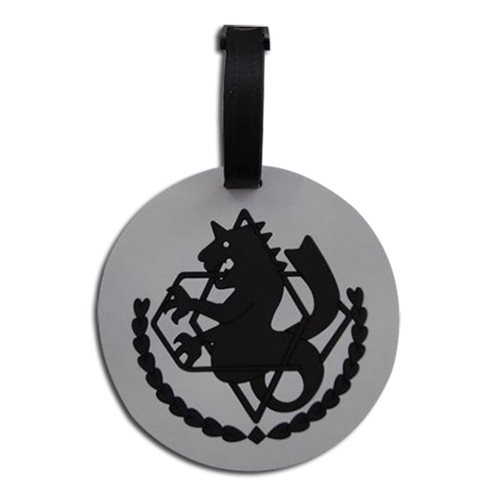 Fullmetal Alchemist Mother Alchemy Luggage Tag