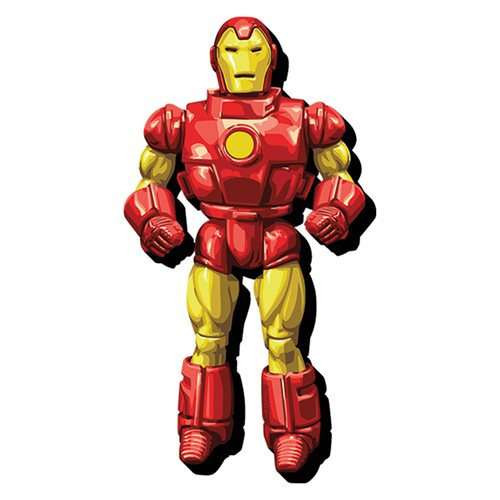 Iron Man Toy Funky Chunky Magnet