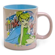 Disney Fairies Tinker Bell Sitting 14 oz. Ceramic Mug