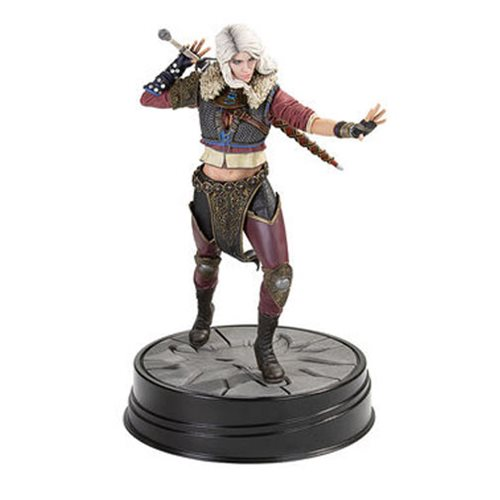 The Witcher 3 Wild Hunt Ciri Figure #2