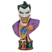 Legends in 3D Batman: The Animated Series Joker 1:2 Scale Bust