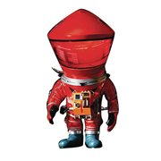 2001: A Space Odyssey DF Astronaut Defo Red Real Soft Vinyl Figure