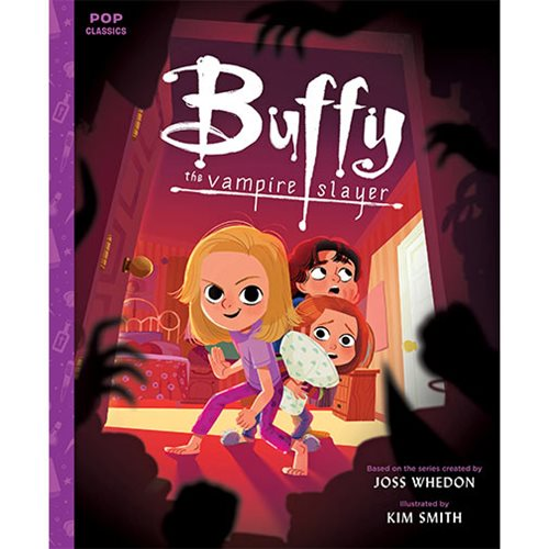 Buffy the Vampire Slayer: A Picture Book Hardcover Book