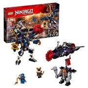LEGO Ninjago TV Series 70642 Killow vs. Samurai X