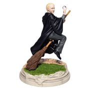Wizarding World of Harry Potter Draco Quidditch Year Two Statue