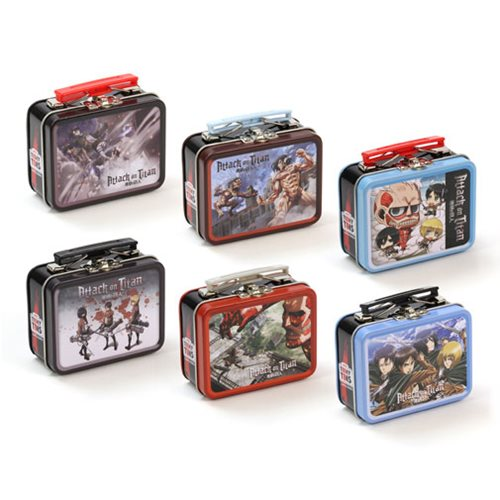 Attack On Titan Teeny Tins 6-Pack Set