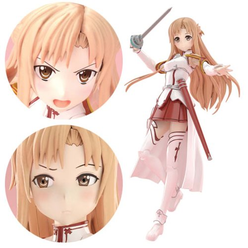 Sword Art Online Asuna Figure-Rise Standard Model Kit