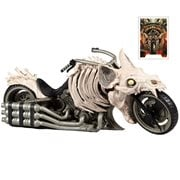 DC Multiverse Dark Nights: Death Metal Batcycle Vehicle