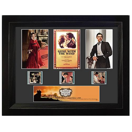Gone with the Wind Series 1 Trio Standard Film Cell
