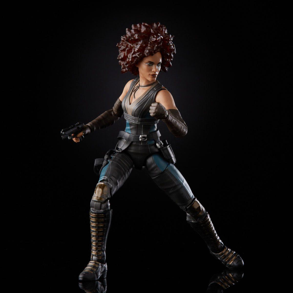 X-Men Marvel Legends Domino 6-Inch Action Figure In Stock New X-Men Domino