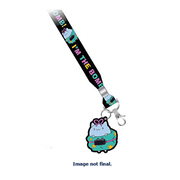Bravest Warriors I'm a Bomb Lanyard Key Chain
