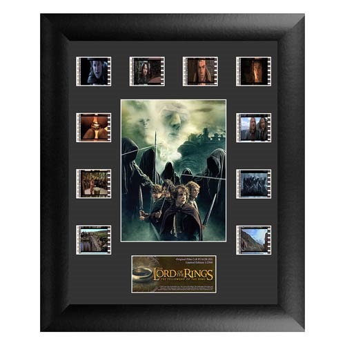 The Lord of the Rings The Fellowship of the Ring Series 2 Mini Montage Film Cell