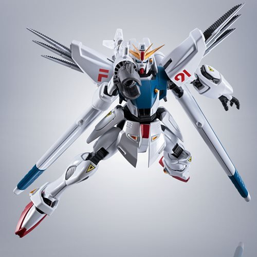 Mobile Suit Gundam F91 Gundam F91 Evolution-Spec Robot Spirits Action Figure