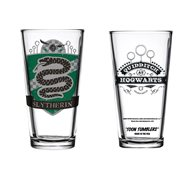 Harry Potter Quidditch Slytherin Toon Tumbler