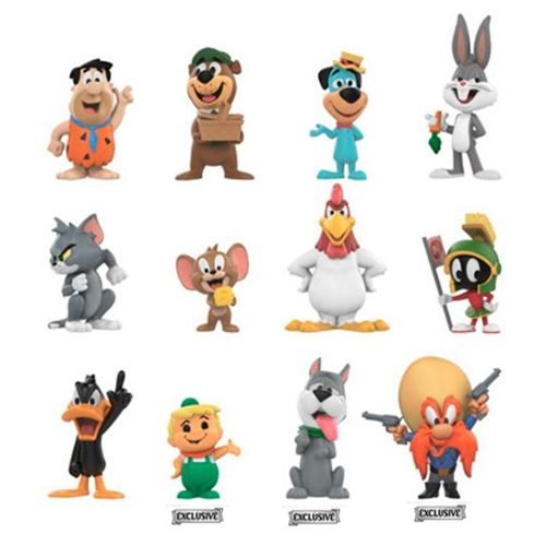Warner Bros. Cartoon Mystery Minis Display Case - Exclusive