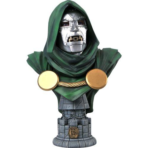 Marvel Legends in 3D Doctor Doom 1:2 Scale Bust
