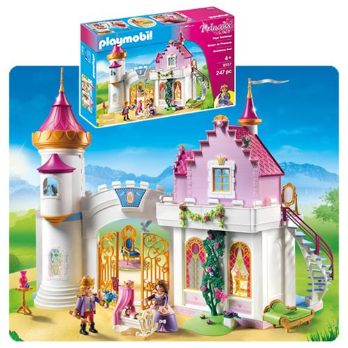 Playmobil 9157 Princess Royal Residence Castle Playset