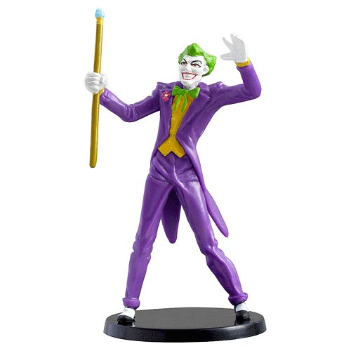 Batman The Joker DC Comics 2 3/4-Inch Mini-Figure