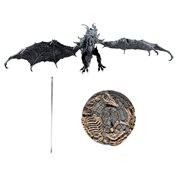 Elder Scrolls Alduin Action Figure Deluxe Box
