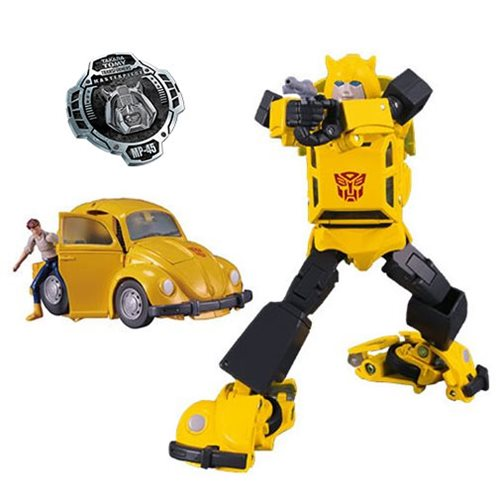 Transformers Masterpiece Edition MP-45 Bumblebee and Spike
