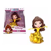 Beauty and the Beast Princess Belle 4-Inch Metals Die-Cast Metal Action Figure