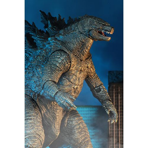 Godzilla: King of the Monsters Godzilla Head-to-Tail Action Figure