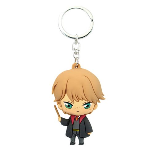 Harry Potter Ron Weasley 3D Foam Key Chain
