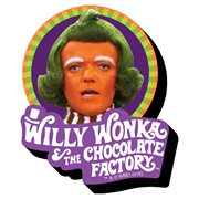 Willy Wonka and the Chocolate Factory Oompa-Loompa Funky Chunky Magnet