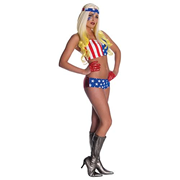 Lady Gaga Telephone American Flag Costume