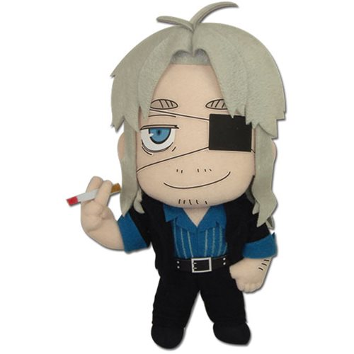 Gangsta Worick 8-Inch Plush