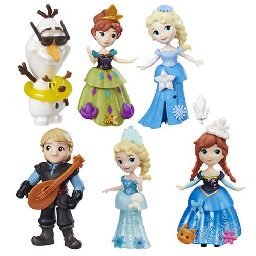 Frozen Small Doll Assortment Wave 3 Case