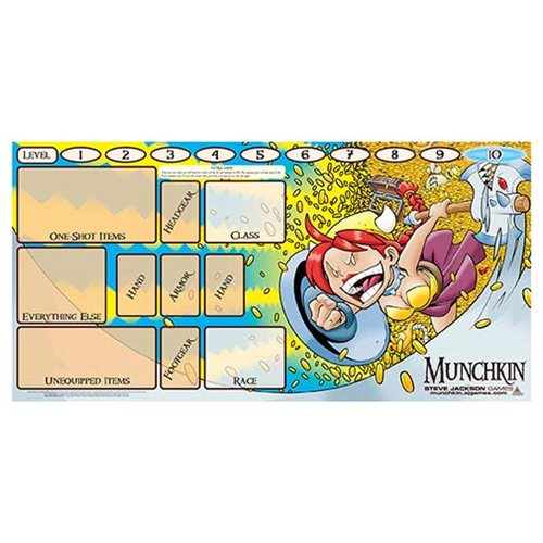 Munchkin Flower Cashes In Playmat