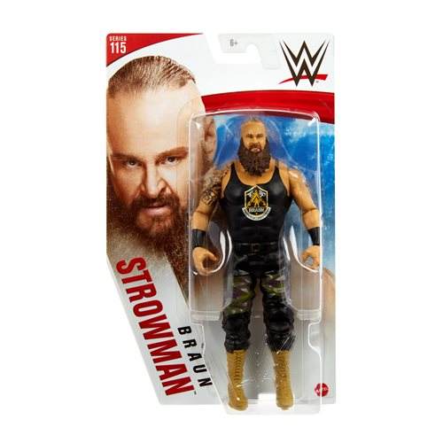 WWE Basic Figure Series 115 Action Figure Case
