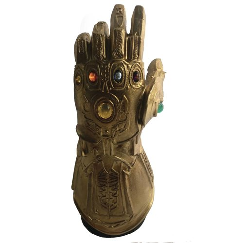 Marvel Infinity Gauntlet Limited Edition Desk Monument - Previews Exclusive