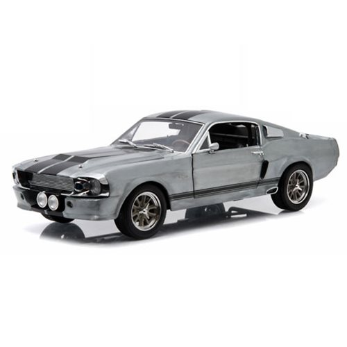 Gone in 60 Seconds 2000 Movie 1967 Ford Mustang ''Eleanor'' 1:18 Scale Die-Cast Metal Vehicle