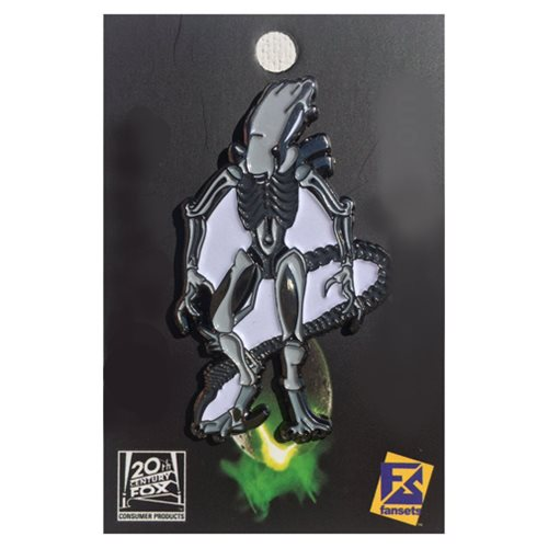 Alien Xenomorph Pin