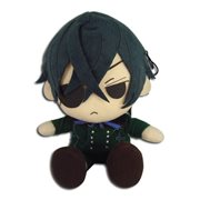Black Butler Ciel Sitting Pose 7-Inch Plush