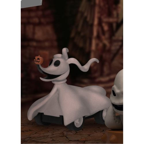Nightmare Before Christmas Zero Pull Back Vehicle