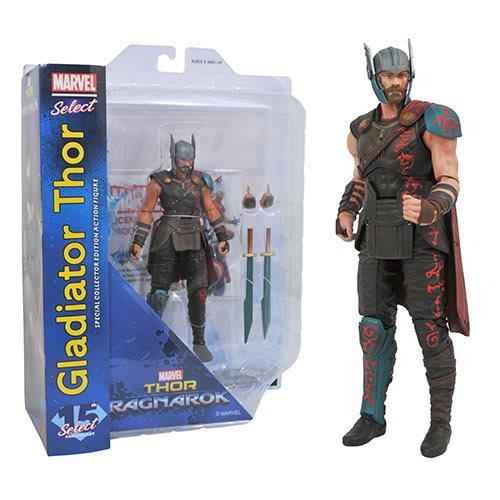 Картинки по запросу Marvel Select Figures - Thor 3 Ragnarok Movie - Gladiator Thor
